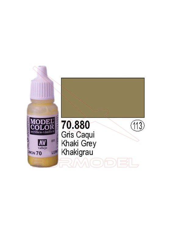 Pintura Gris caqui 880 Model Color (113)