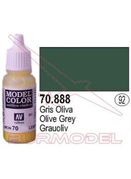 Pintura gris oliva 888 Model Color (092)
