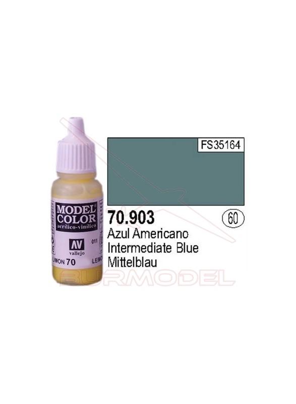 Pintura Azul americano 903 Model Color (060)