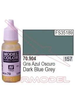 Pintura Gris azul oscuro 904 Model Color (157)