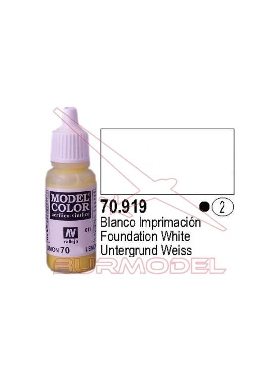 Pintura Blanco imprimación 919 Model Color (002)
