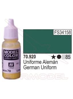 Pintura Uniforme alemán 920 Model Color (085)