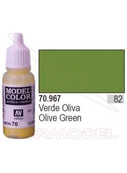 Pintura Verde oliva 967 Model Color (082)