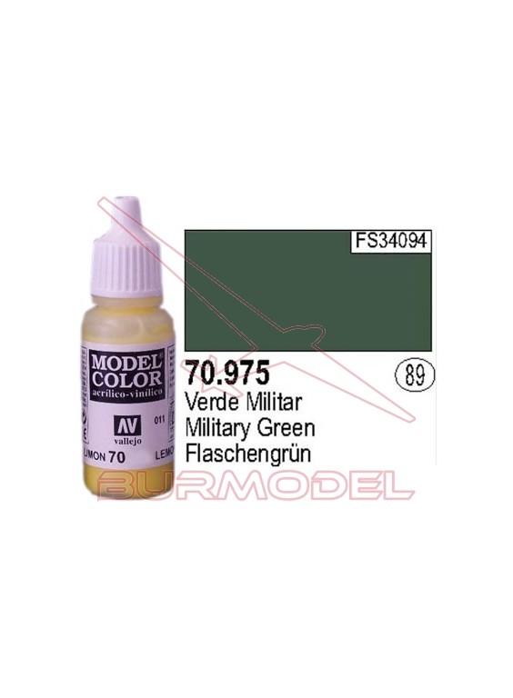 Pintura Verde militar 975 Model Color (089)