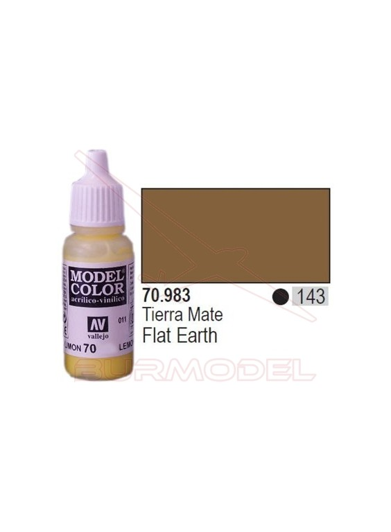 Pintura Tierra mate 983 Model Color (143)