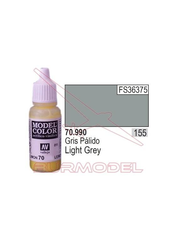 Pintura Gris pálido 990 Model Color (155)