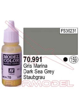 Pintura Gris marina 991 Model Color (159)