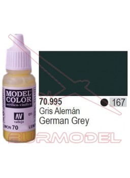 Pintura Gris alemán 995 Model Color (167)