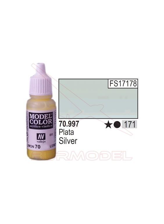 Pintura Plata 997 Model Color (171)