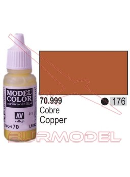 Pintura Cobre 999 Model Color (176)