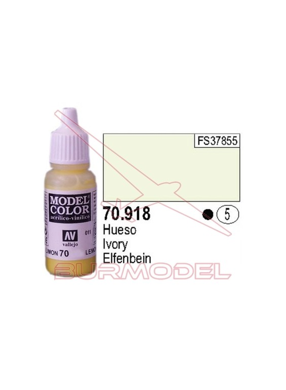 Pintura Hueso 918 Model Color (005)