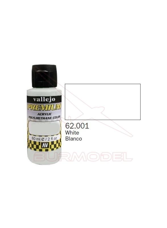 Pintura Premium Vallejo blanca