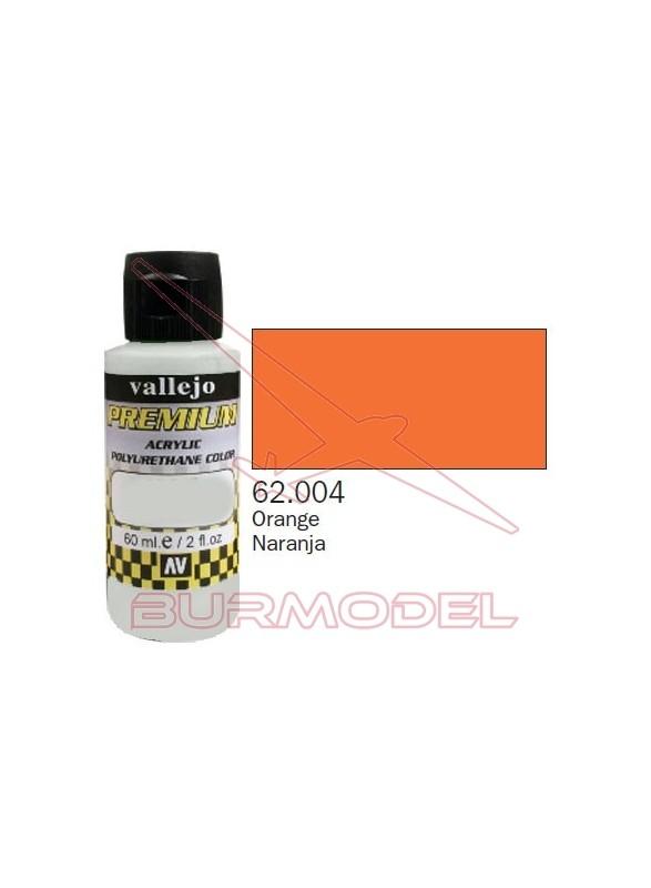 Pintura Premium Vallejo Naranja
