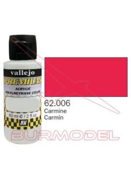 Pintura Premium Vallejo Carmín