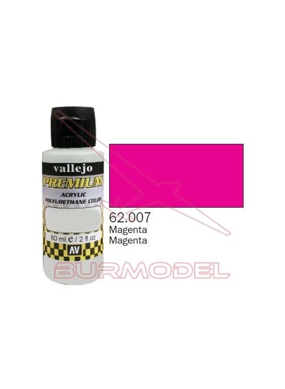 Pintura Premium Vallejo Magenta