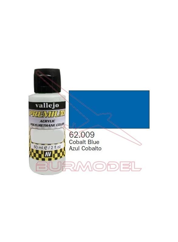 Pintura Premium Vallejo Azul Cobalto
