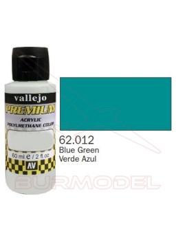 Pintura Premium Vallejo Verde Azul