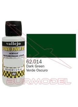 Pintura Premium Vallejo Verde oscuro