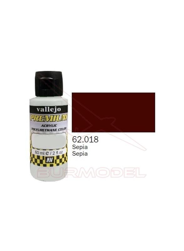 Pintura Premium Vallejo Sepia