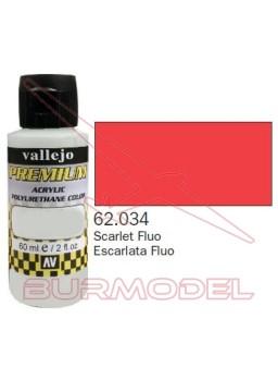 Pintura Premium Vallejo escarlata