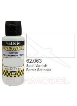 Pintura Premium Vallejo Barniz satinado