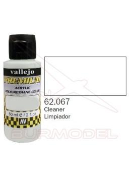 Pintura Premium Vallejo Limpiador