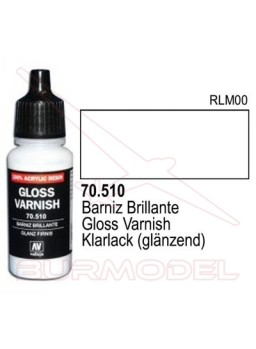 Barniz brillante 510 Model Color (193) y Model Air