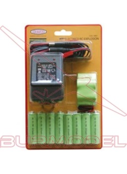 Kit electrico R/C explosión Chaves