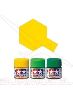 Pintura acrílica X-8 Amarillo limón