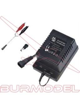 Cargador batería de plomo 6-12 v