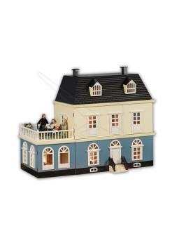 Casa de muñecas Oxford Montada 1:12