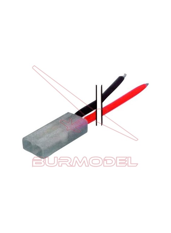 Conexión mini tamiya hembra con cable