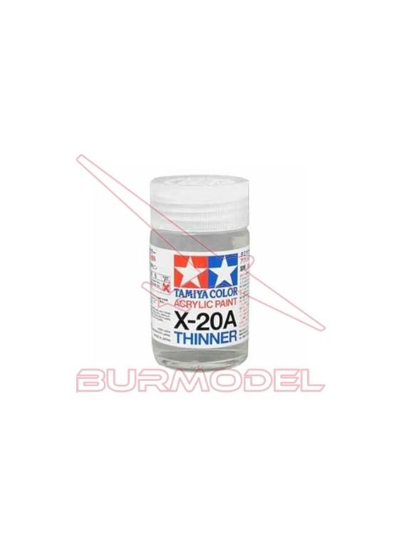 Disolvente X-20A pintura acrílica 46 ml