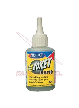 Roket Rapid Deluxe 20 gramos