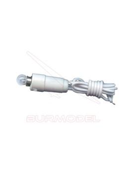 Bombilla con cable ( 2 und)