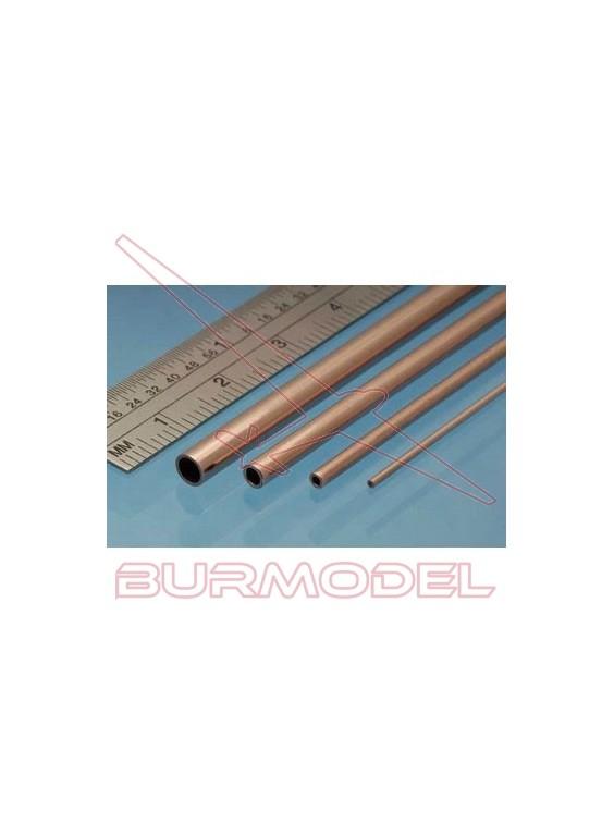 Tubo de cobre 2.00 x 0.45 mm (4 unidades)