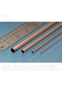 Tubo de cobre 4.00 x 0.45 mm (3 unidades)