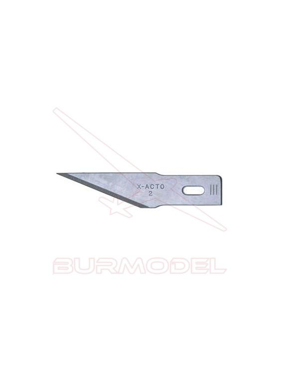 Recambio cuchilla Nº 2 cutter cod. 15075/15079