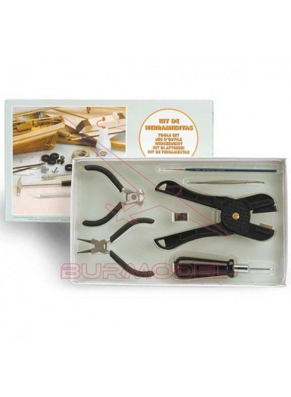 Caja de herramientas Nº 1