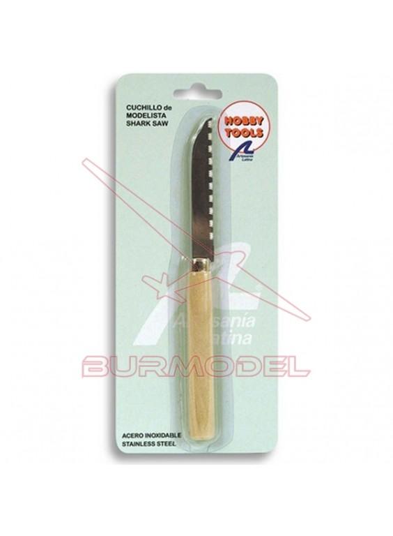 Cuchillo modelista