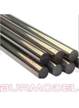 Redondo de acero 2.00 x 1000 mm