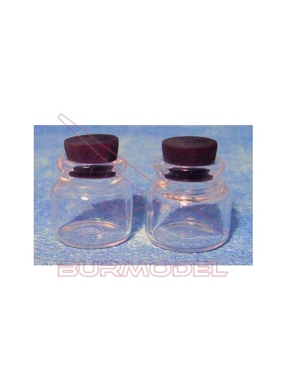 Tarros cristal (2 unidades)