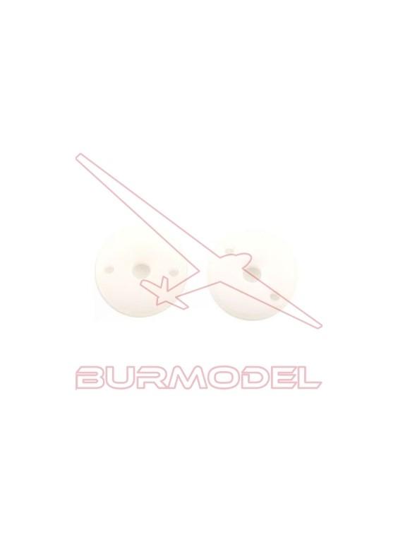 Pistón amortiguador Kaos DT-19 EVO
