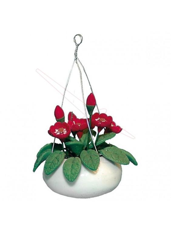 Maceta Colgar Flores pequeña