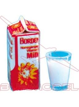 Brick de leche