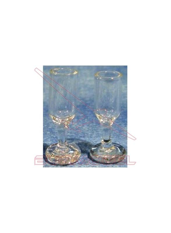 Vasos de vino (2 unidades)