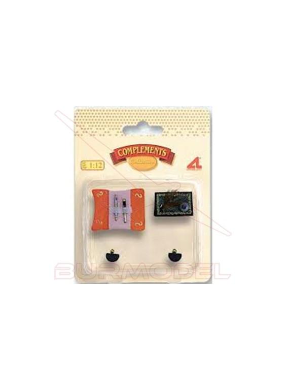 Pack accesorios escritura