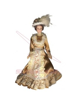 Señora Victoriana beige