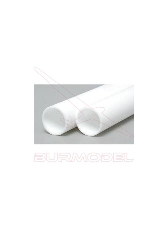 Tubo redondo 4.8 x350 mm (4 pzas.)