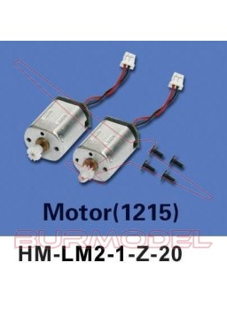 Motores 3.7 V walkera Lama 2 (62002)
